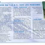TOAC Natation