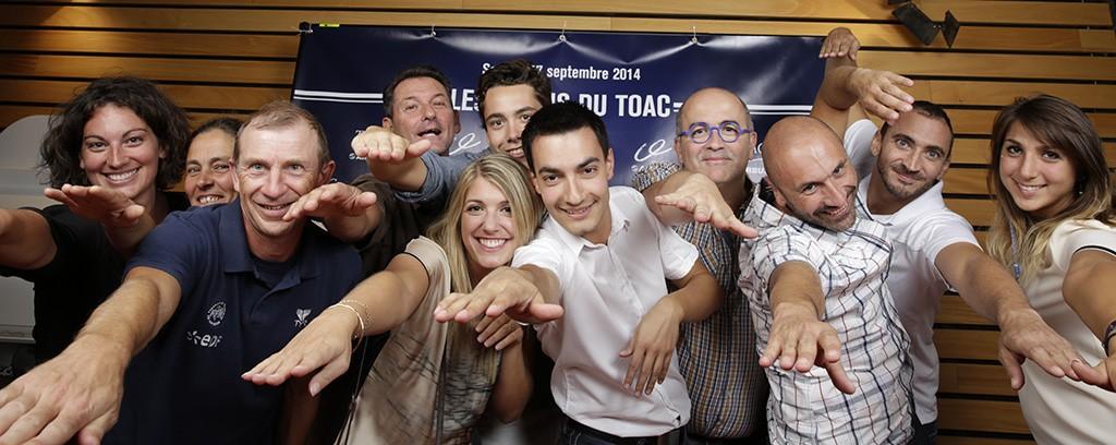 TOAC Natation Toulouse Ambiance