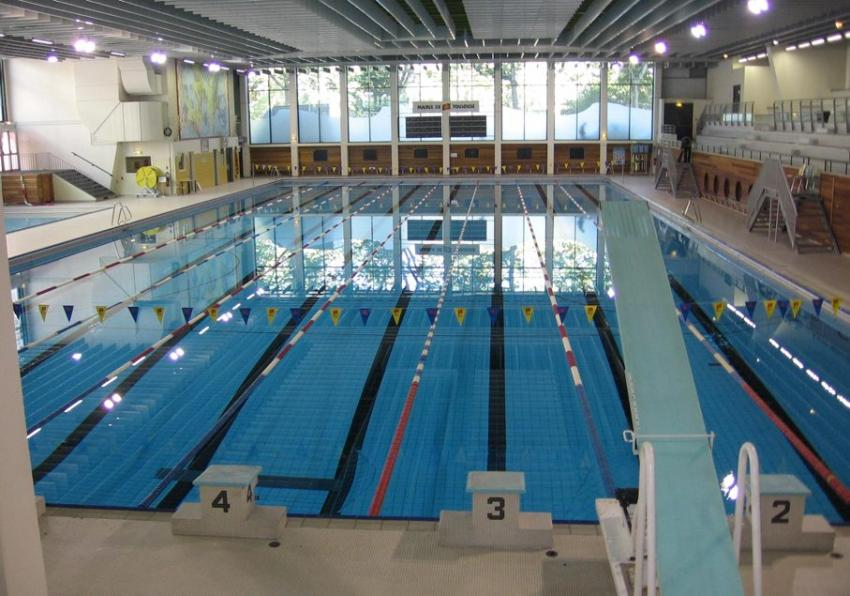 Piscine toulouse lautrec toac natation for Piscine 50m toulouse