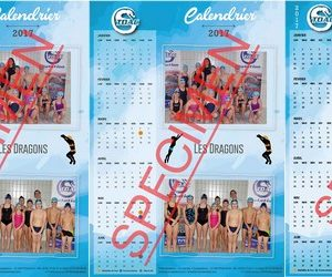 CALENDRIERS TOAC 2018